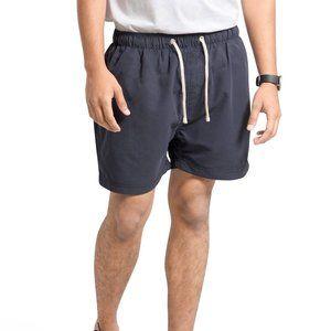 OLGYN Men's Dark Gray Swim Shorts